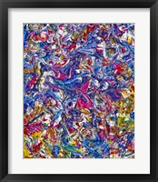 Framed Abstract 32