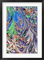 Framed Abstract 35