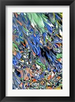 Framed Abstract 36