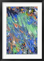 Framed Abstract 37