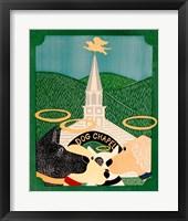 Framed Dog Chapel II
