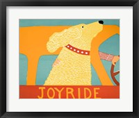 Framed Joyride Yellow