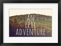 Framed Epic Adventure