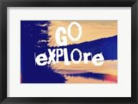 Framed Go Explore