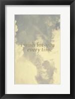 Framed I Wish For You