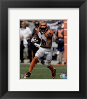 Framed A.J. Green 2015 Action