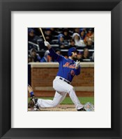 Framed Daniel Murphy Home Run Game 2 of the 2015 National League Championship Series