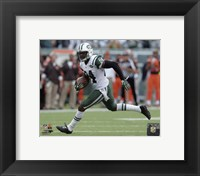 Framed Darrelle Revis 2015 Action