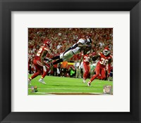 Framed Emmanuel Sanders 2015 Action