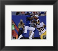 Framed Odell Beckham 2015 Action