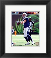 Framed Philip Rivers 2015 Action