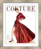 Framed Couture December 1954