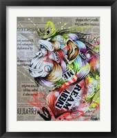 Visionary 2 Framed Print