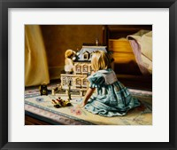 Framed Doll House