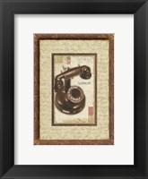 Framed Telefano II