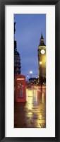 Framed London Calling