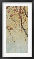 Framed Blossom Panel II