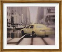 Framed New York, New York