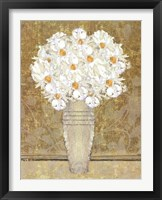 Framed Bouquet Of Daisies III