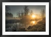 Framed New Day Pitt Meadow