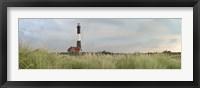 Island Lighthouse No. 1 Framed Print