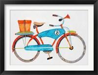 Bike No. 8 Framed Print