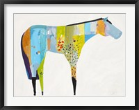 Horse No. 27 Framed Print