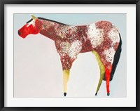 Horse No. 39 Framed Print