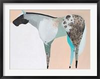 Framed Horse No. 65