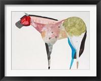 Framed Horse No. 67