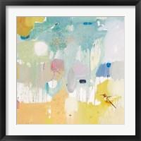 Hummingbird at Home 2 Framed Print