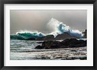 Framed Wave, Long Beach