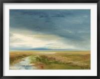 Framed Upriver