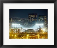 Framed Coors Field, Denver, Colorado