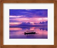 Framed Sunrise, Bali/Sanur, Indonesia