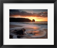 Framed Isle Of Lewis Outer Hebrides, Scotland