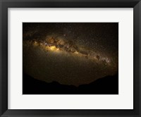 Framed Milky Way, Etosha National Park, Namibia