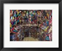 Framed Shoe store, Essaouira, Morocco