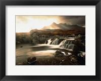 Framed Isle of Skye Highlands Scotland