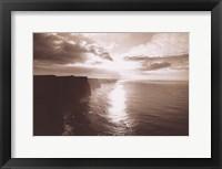 Framed Cliff Of Moher Ireland