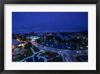 Framed Big Spring Park, Huntsville, Madison County, Alabama