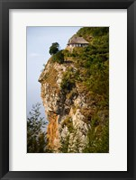 Framed Cottage on a Cliff, Usambara Mountains, Tanzania