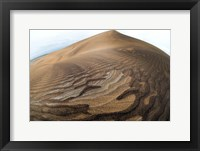 Framed Desert Landscape, Namibia