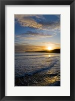Framed Beach & Great Newtown Head, Tramore, County Waterford, Ireland