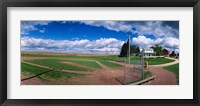 Framed Field of Dreams, Dyersville, Iowa