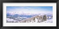 Framed Reith Im Alpbachtal, Austria