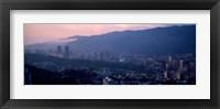 Framed Caracas, Venezuela 2010