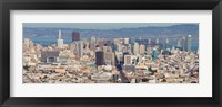 Framed San Francisco, California