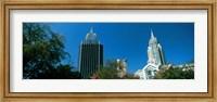 Framed Skyscrapers, Mobile, Alabama