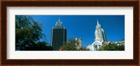 Framed Skyscrapers, Mobile, Alabama